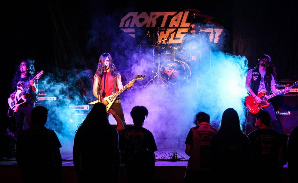 Mortal Whisper - Photo