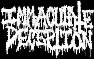 Immaculate Deception - Logo
