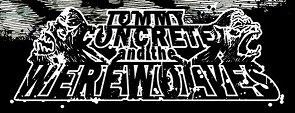 Tommy Concrete and the Werewolves - Logo
