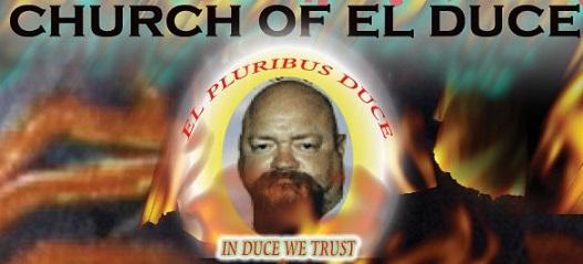 Church of El Duce - Logo