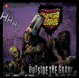 Zombie Cookbook - Outside the Grave
