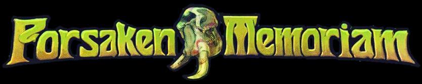 Forsaken Memoriam - Logo