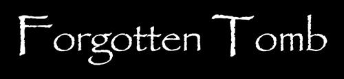 Forgotten Tomb - Logo