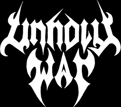 Unholy War - Logo