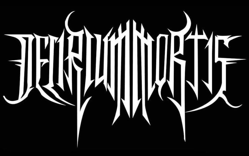 Delirium Mortis - Logo