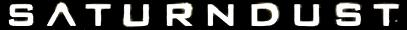 Saturndust - Logo