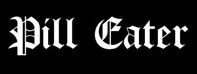 Pill Eater - Logo
