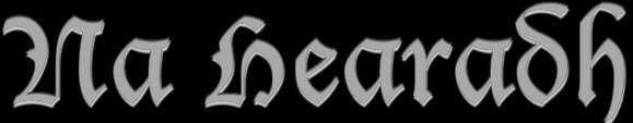 Na Hearadh - Logo