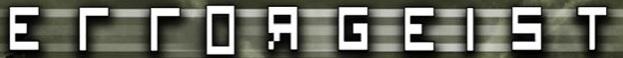 Errorgeist - Logo