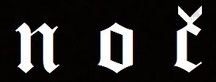 Noč - Logo