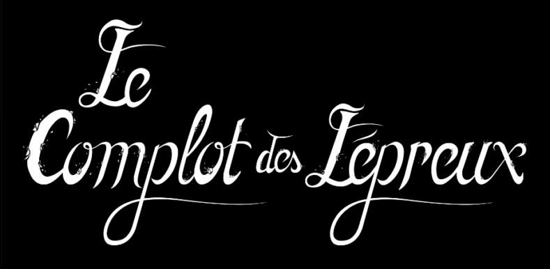 Le Complot des Lépreux - Logo