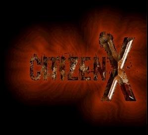 Citizen X - Logo