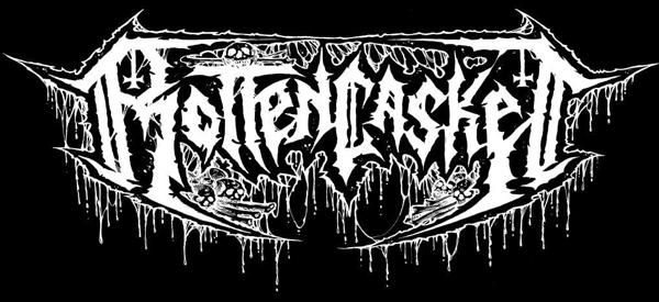 Rotten Casket - Logo