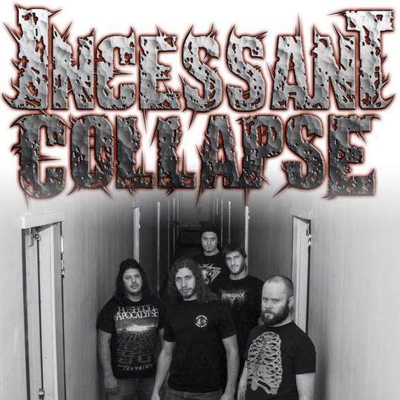 Incessant Collapse - Photo