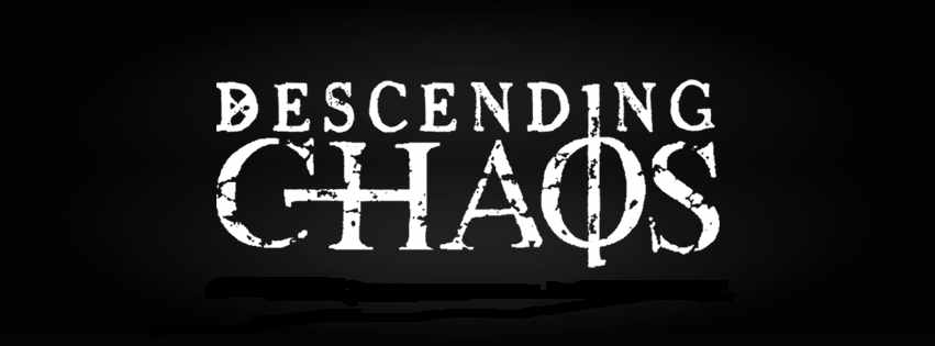 Descending Chaos - Logo