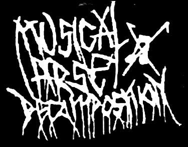 Musical Arse Decomposition - Logo
