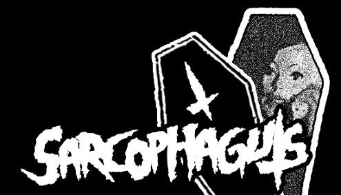 Sarcophaguts - Logo