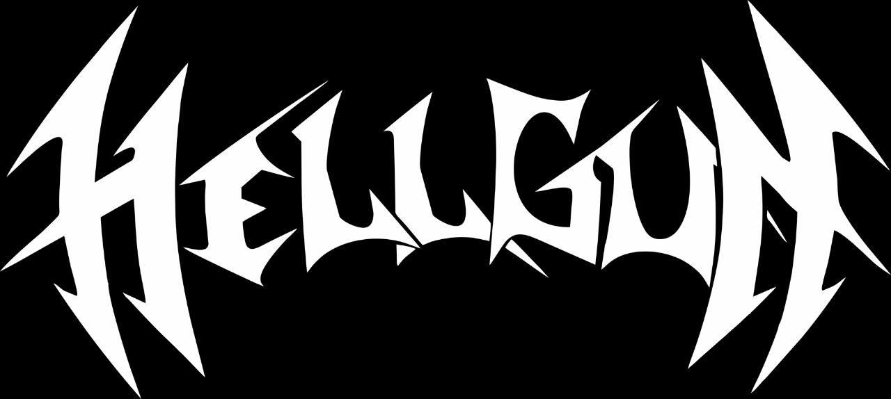 Hell Gun - Logo