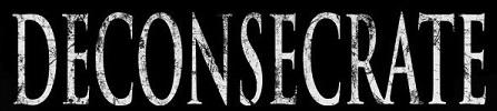 Deconsecrate - Logo