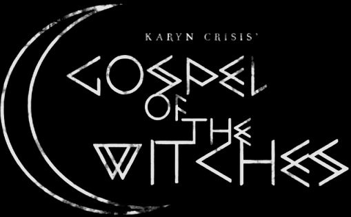 Karyn Crisis' Gospel of the Witches - Logo