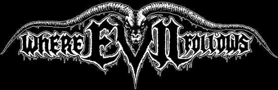 Where Evil Follows - Logo