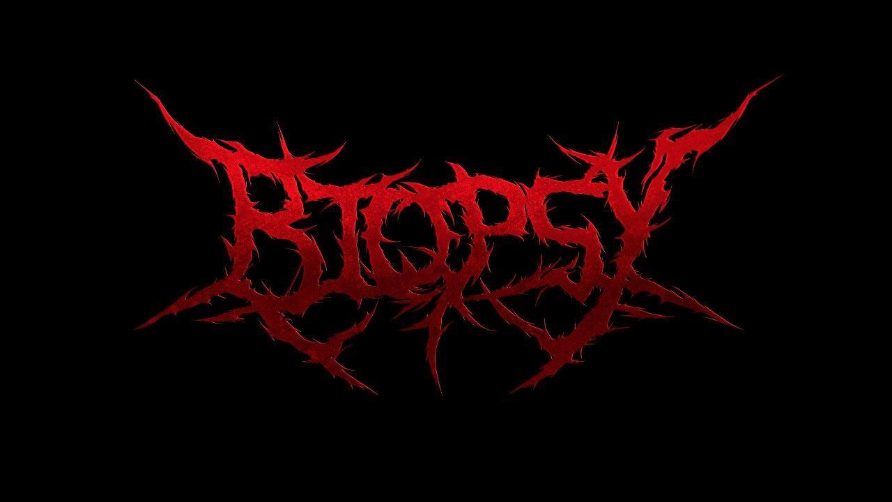 Biopsy - Logo