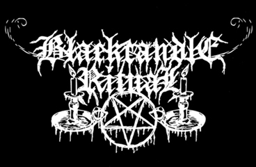 Black Candle Ritual - Photo