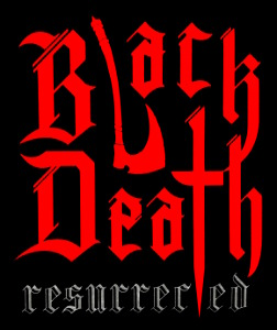 Black Death Resurrected - Logo