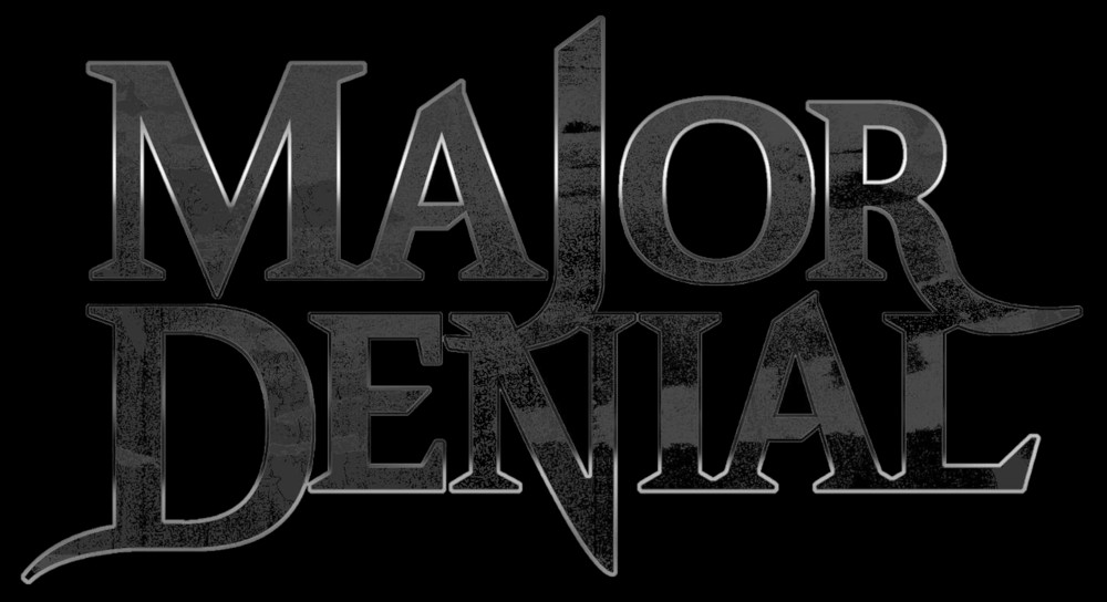 Major Denial - Logo