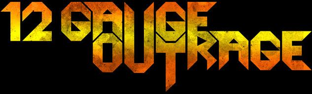 12 Gauge Outrage - Logo