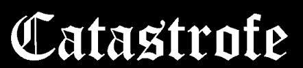 Catastrofe - Logo