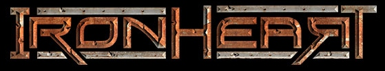 IronHeart - Logo