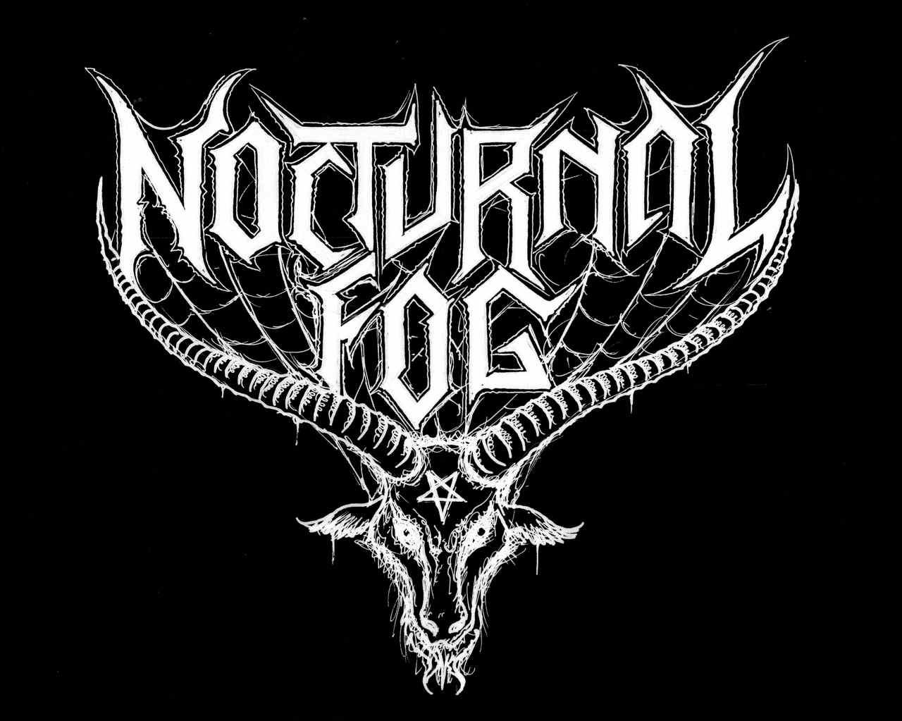 Nocturnal Fog - Logo