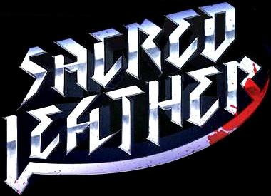 Sacred Leather - Logo
