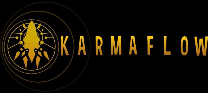 Karmaflow - Logo
