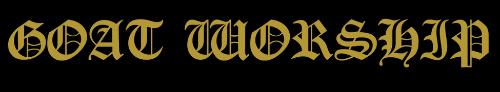 Goat Worship - Logo