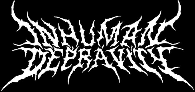 Inhuman Depravity - Logo