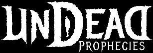 Undead Prophecies - Logo