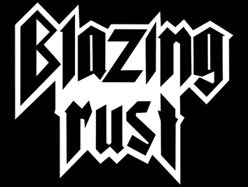 Blazing Rust - Logo