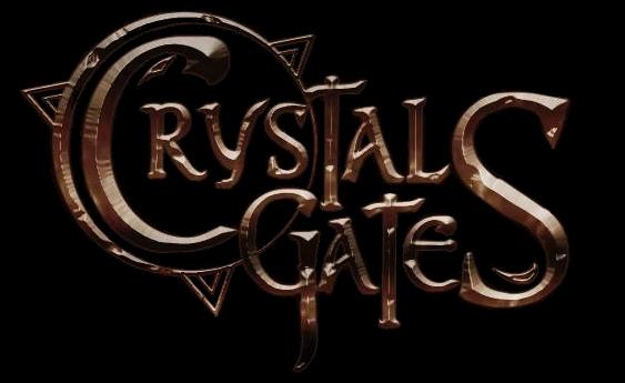 Crystal Gates - Logo