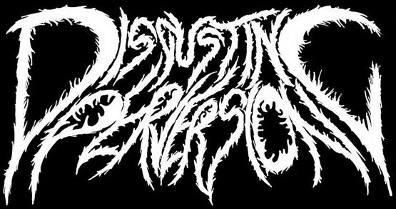 Disgusting Perversion - Logo