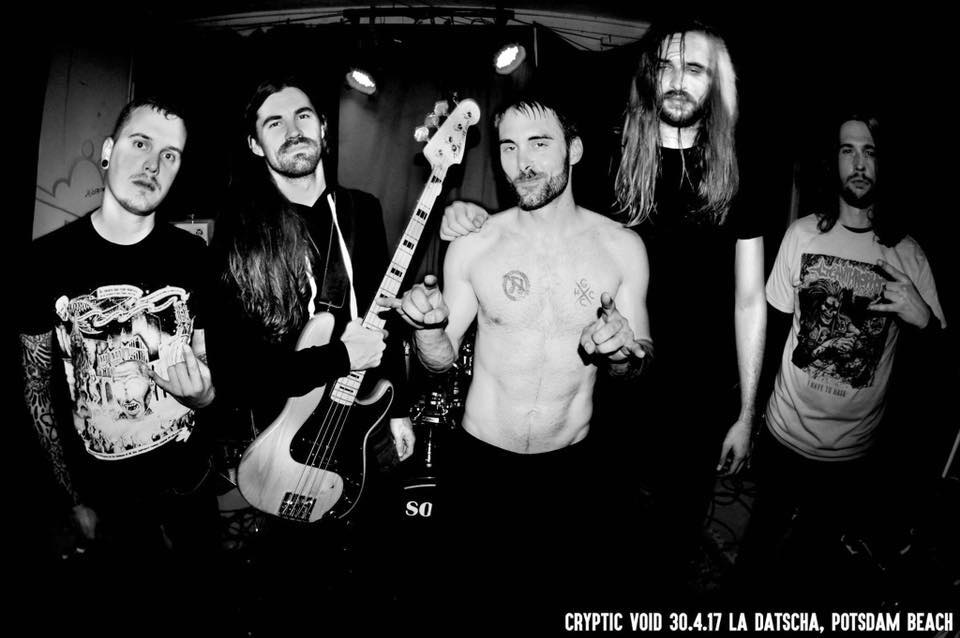 Cryptic Void - Photo