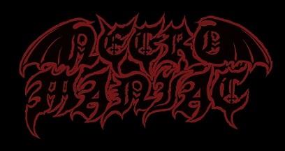 Necromaniac - Logo