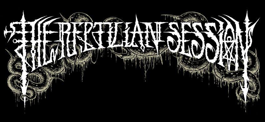 The Reptilian Session - Logo