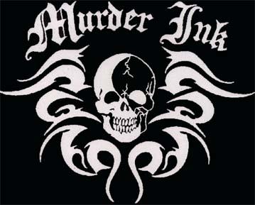Murder Ink - Logo
