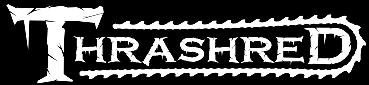 Thrashred - Logo