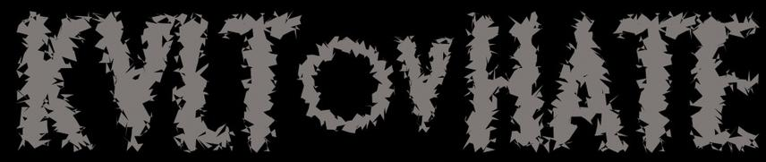 KvltovHate - Logo