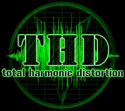 Tötal Harmönic Distörtion - Logo
