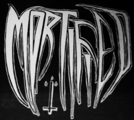 Mortified - Logo