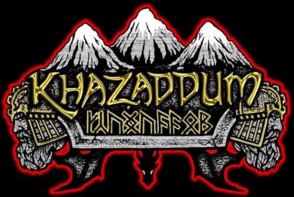 Khazaddum - Logo